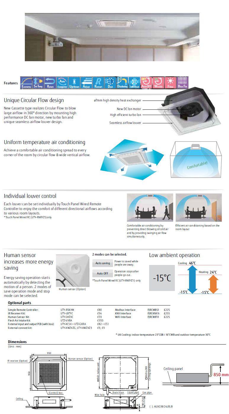 fujitsu inverter heat pump manual